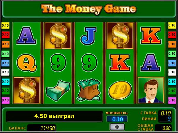 Игровые автоматы - Мани денег