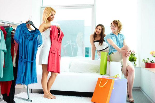 Особенности телосложения женщин и выбор платья