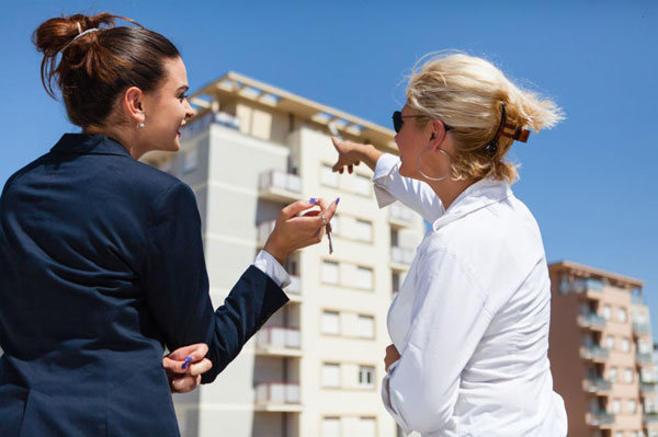 Как женщины подходят к выбору квартиры