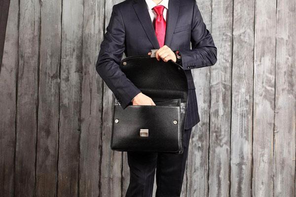 Сумка для стиля бизнесмена