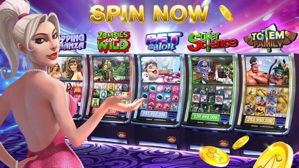 Игровые автоматы для всех азартных людей