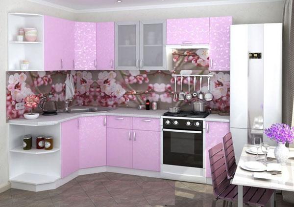 Причины популярности угловых кухонных гарнитуров