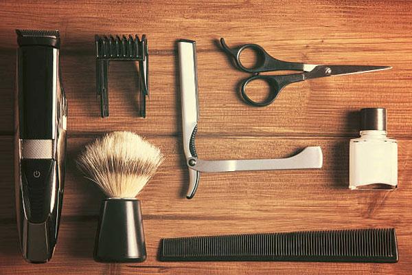Инструменты и оборудование для парикмахера