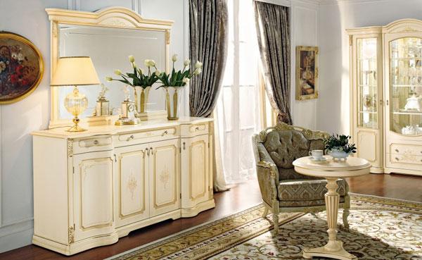 Итальянская мебель - эталон элегантности и стиля