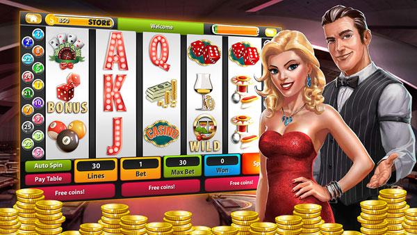 Преимущества игровых автоматов в казино-онлайн