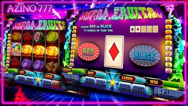 Демо игры казино Azino 777