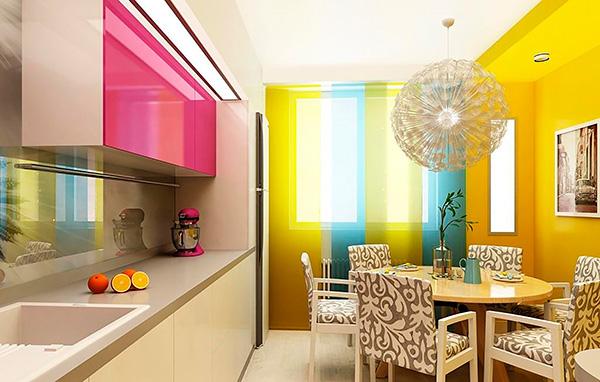 Как сделать нейтральную кухню яркой и выразительной