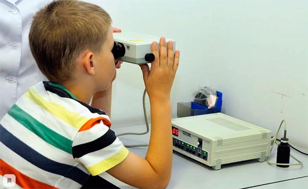Астигматизм у детей. Что это такое?